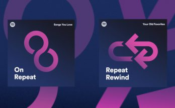 Spotify new features: On Repeat, Repeat Rewind