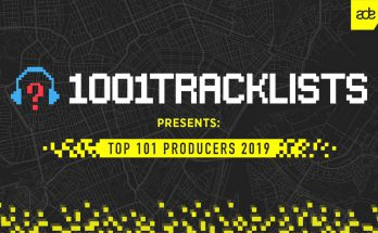 1001tracklists - Top 101 producers 2019