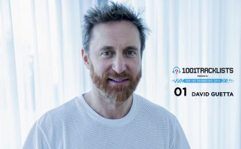 David Guetta - 1001tracklists chart