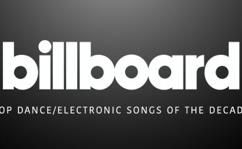 Billboard Best EDM Songs of The Decade