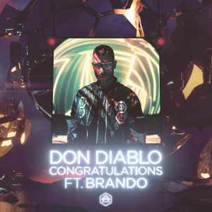 DON DIABLO FT. BRANDO - Congratulations [Hexagon]