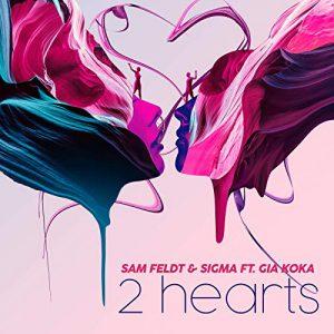 SAM FELDT & SIGMA FT. GIA KOKA - 2 Hearts [Heartfeldt]