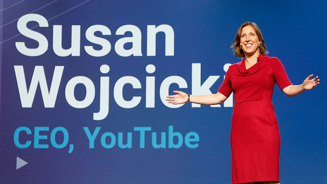 Susan Wojcicki - YouTube's CEO