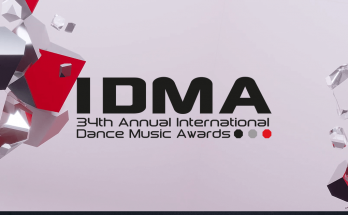 International Dance Music Awards 2020 - 34th edition