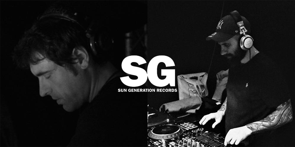 Eur DiscJoker / Max Beat - Sun Generation Records