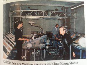Kling Klang studio - Kraftwerk