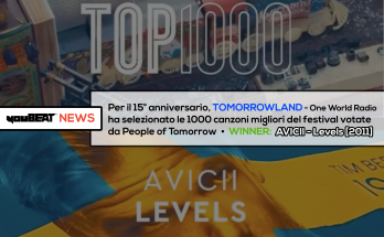 youBEAT News - Avicii - Levels (#1 Tomorrowland 1000)