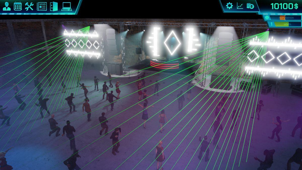 Disco Simulator 4
