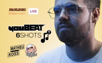 youBEAT 6Shots - Mathieu Koss (Cooking)