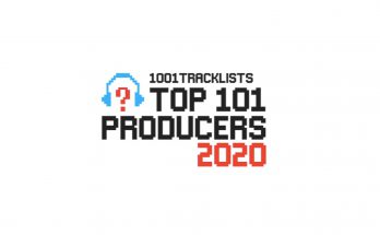 1001tracklists Top 101 Producers 2020
