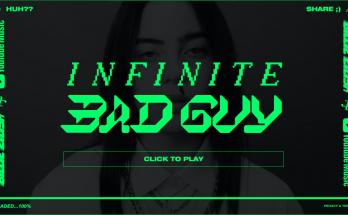 Infinite Bad Guy - Billie Eilish x YouTube Music