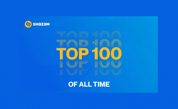 SHAZAM Top 100 of All Time
