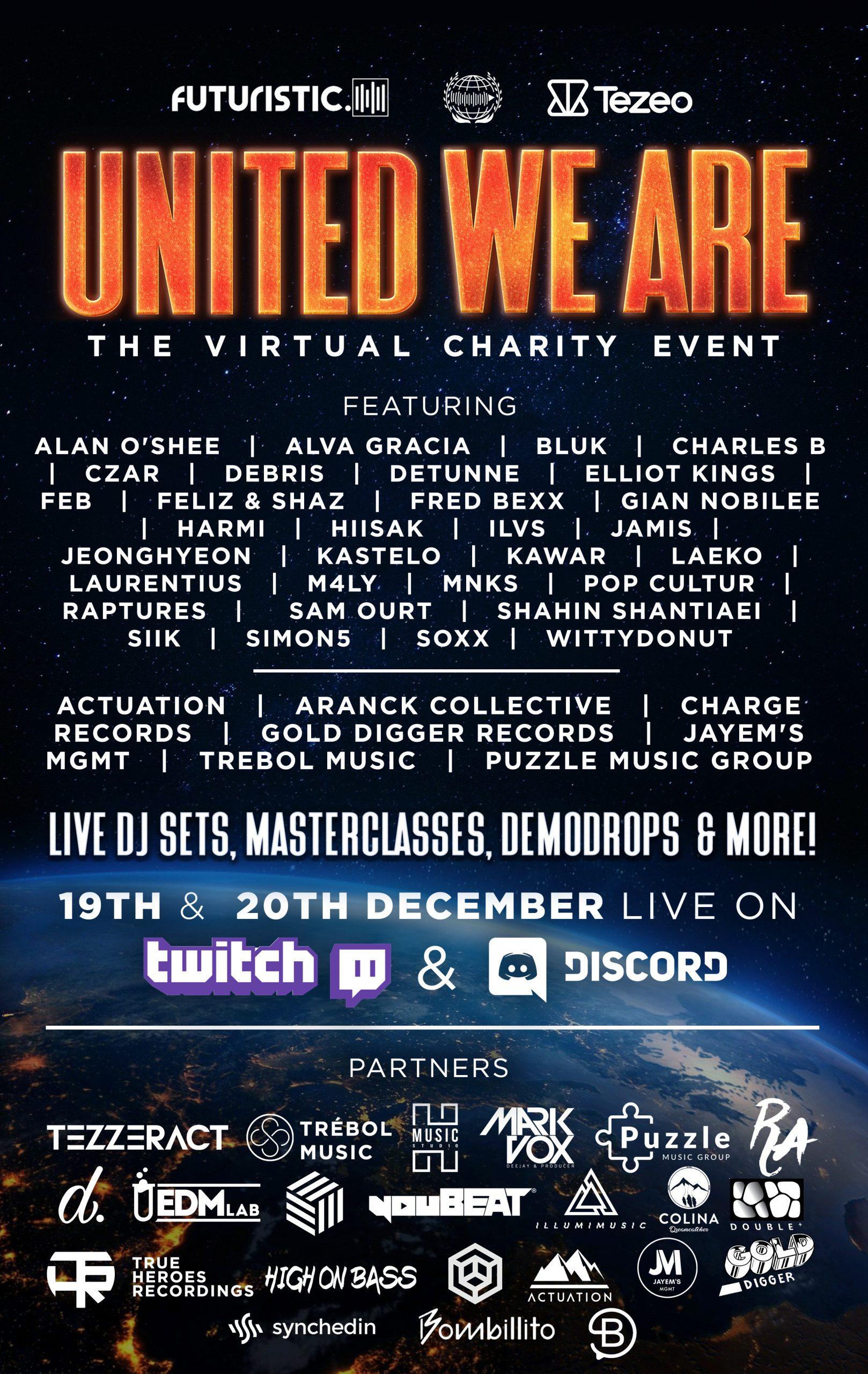 Eventi ed Artisti United We Are
