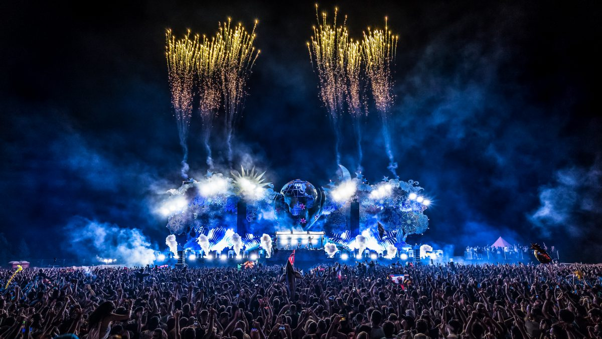 Tomorrowland 2019 - Mainstage