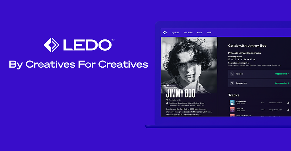 "New digital platform ""LEDO"""