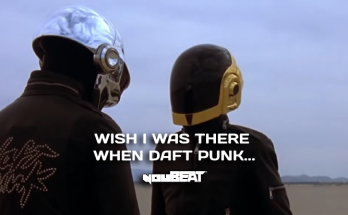 youBEAT - Wish I was there when Daft Punk..