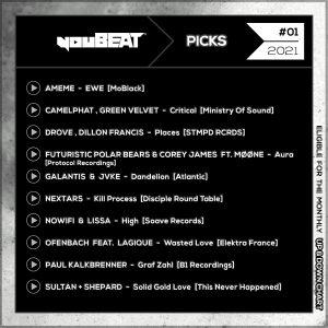 youBEAT Picks - #01 2021
