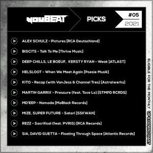 youBEAT Picks - #05 2021