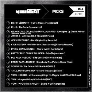 youBEAT Picks - #14 2021