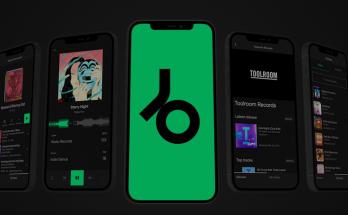 New Beatport Logo and iOS App