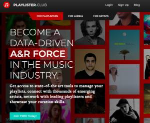 Playlister.Club
