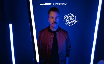 youBEAT interview PURPLE DISCO MACHINE